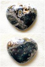 Ocean Jaspis srdce