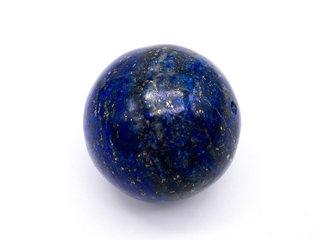 Lapis lazuli gulička s dierkou